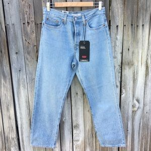 NWT Levi's Wedgie Straight Jean Montgomery Baked